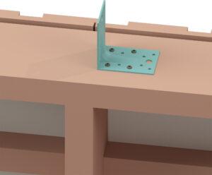 tips på hur man går till väga när man monterar takstolar utan maskinell hjälp