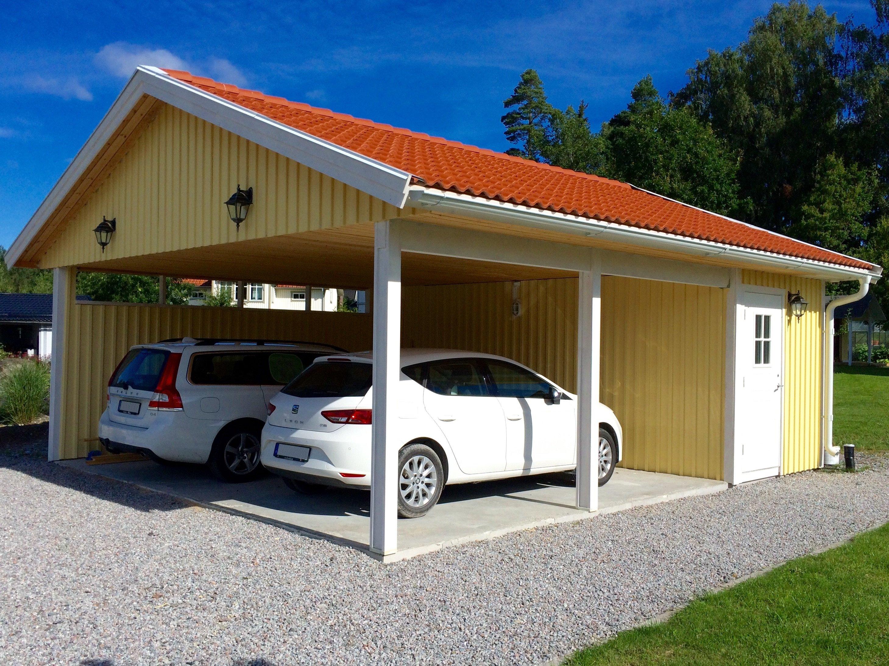 Bilder Carport bilder carport carport med garage carport med förråd lundqvist