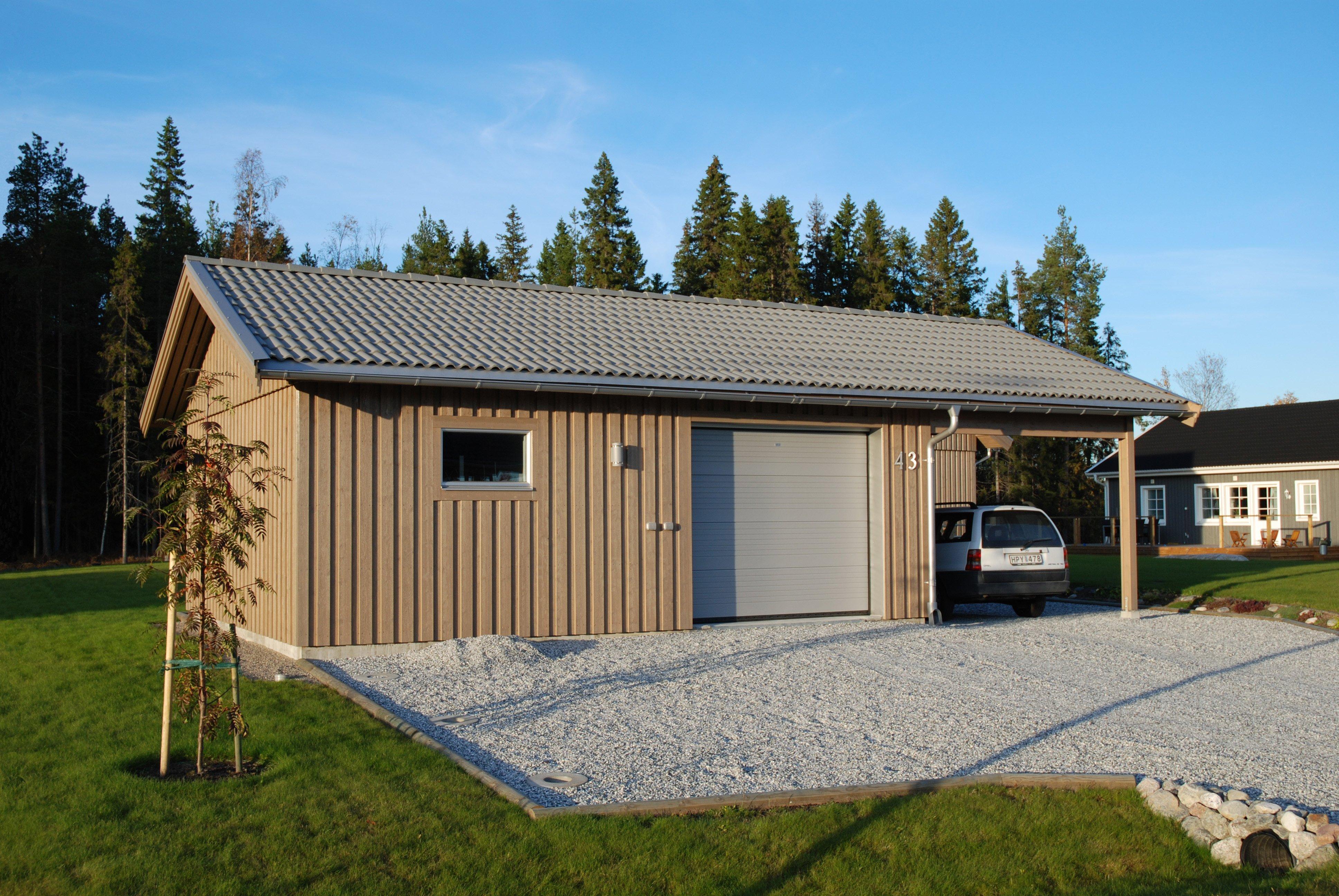 Carport lundqvist tr varu for Carports garages