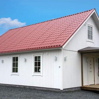 Fritidshus med övervåning